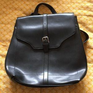 NWOT Clarks Leather Backpack